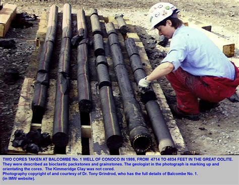 Petroleum Geology of the Weald - Shale Oil