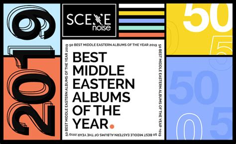 Best 50 Middle Eastern Music Albums of 2019
