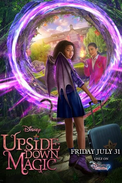 Watch Upside-Down Magic (2020) Movie Online for Free