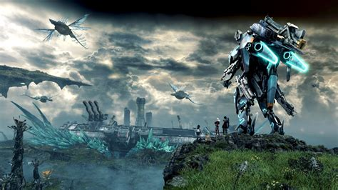 Xenoblade Chronicles X 4K Wallpapers | HD Wallpapers | ID