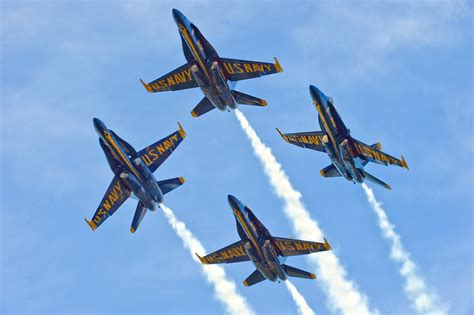 Blue Angels gear up for new era in F/A-18 Super Hornet