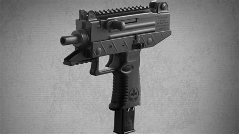 Top 10 Best Submachine Guns 2019 Review   Trending Top Most