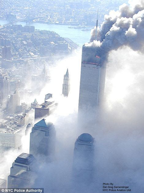 New World Trade Center 9/11 aerial images from ABC News