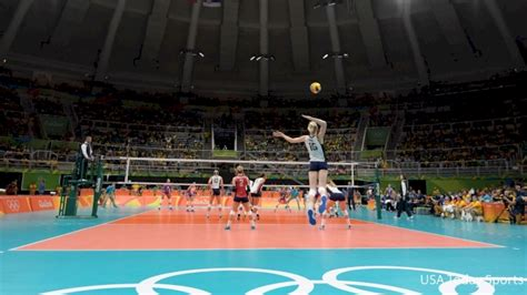 What Does 'Ace' Mean In Volleyball?