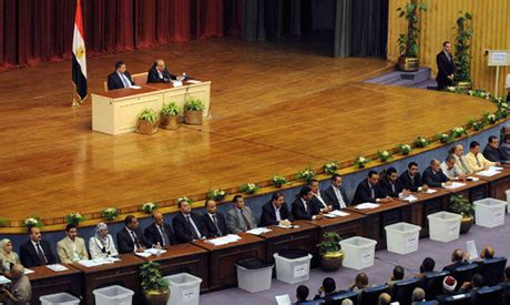 Egypt's Constituent Assembly unveiled amid fears over