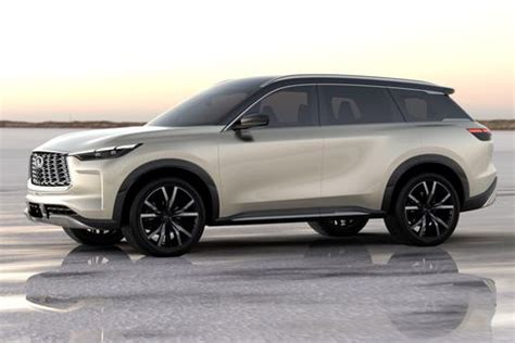 This is What the Next Infiniti QX60 Will Look Like, Probably