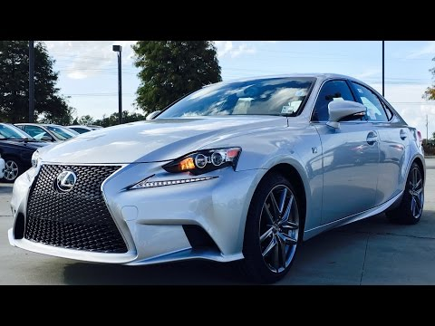 Lexus RC 350: A stylish coupe with AWD that can be used
