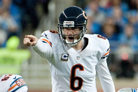 The Chicago Bears should extend Jay Cutler Now! - Windy