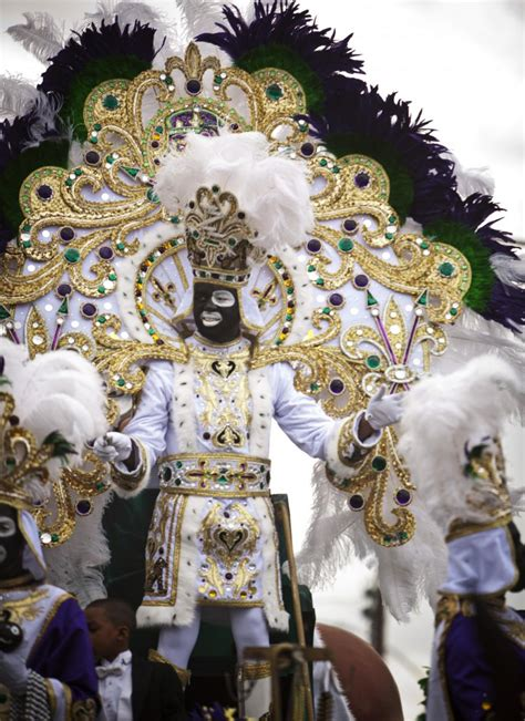 Mardi Gras 2012 Photos: Before the Beads turned to Ashes