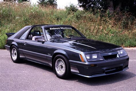 Timeline: 1985 Mustang - The Mustang Source