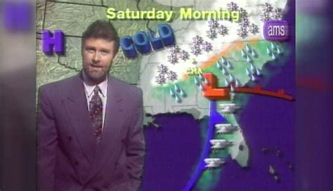 The Blizzard of '93 - Record Snowfalls - WRCBtv