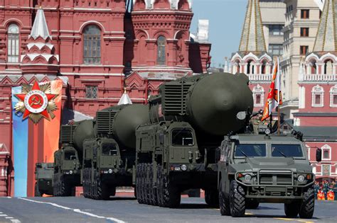 The Russian Defense Ministry Is Showing Off Some Truly