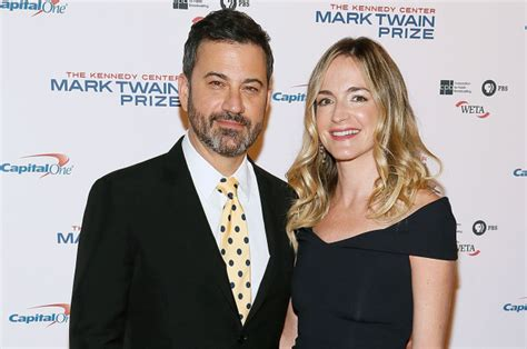 Why Jimmy Kimmel 'didn't want to get too close' to infant